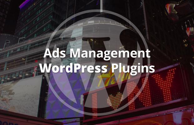 best ads management wordpress plugins