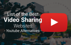 best video sharing websites youtube alternatives