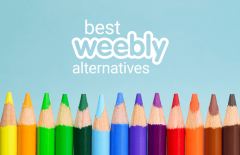 best weebly alternatives