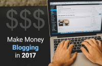 make money blogging 2017