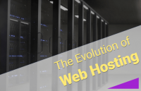 web hosting evolution