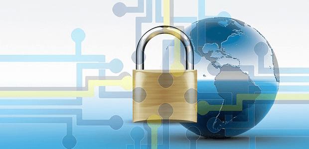 encrypt any sensitive data