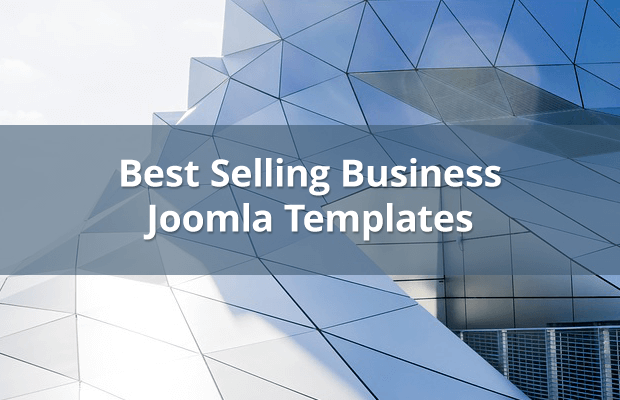 10 Best Selling Business Joomla Templates in 2017