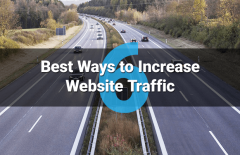 best ways increase website traffic