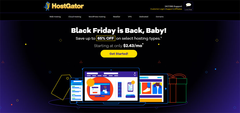 hostgator-black-friday-2018-65-off