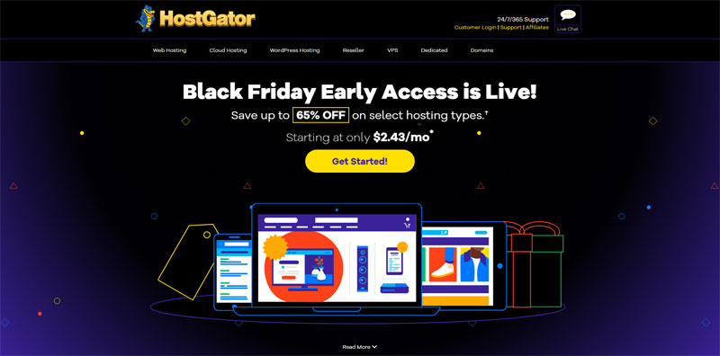 hostgator-black-friday-2018-early-access
