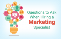 questions ask when hiring marketing specialist