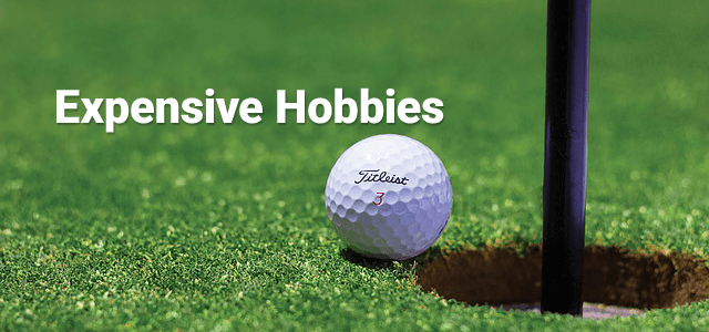expensive hobbies niche