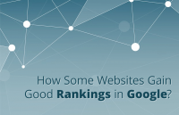 gain good website ranking google