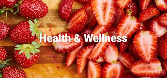 health wellness niche