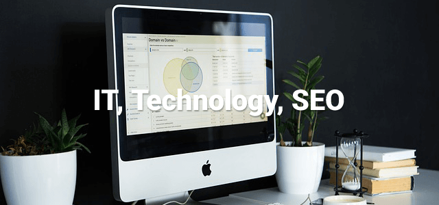 it tech seo social media niche