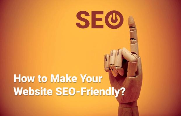 make website seo friendly