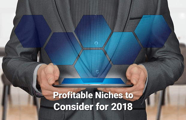 most profitable niches 2018