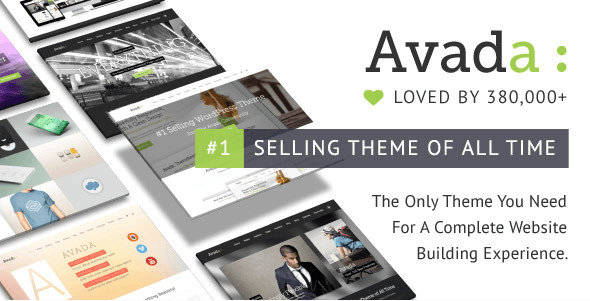 avada wordpress theme adult membership website
