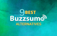 best buzzsumo alternatives