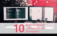 best javascript frameworks developers