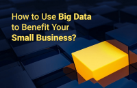 big data benefit small business