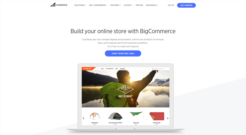 bigcommerce store builder