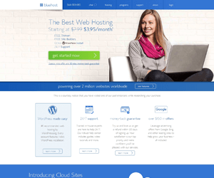 bluehost best wordpress hosting beginners