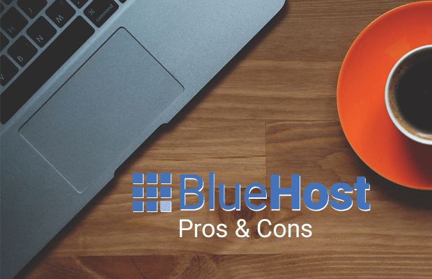 bluehost pros cons