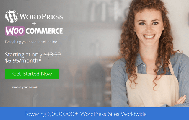 bluehost woocommerce hosting pros cons