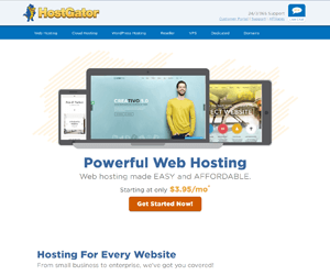hostgator best small business hosting