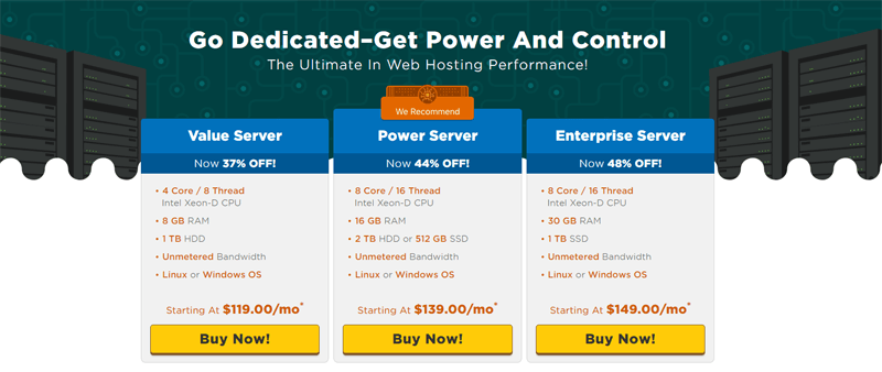 hostgator dedicated server pros and cons