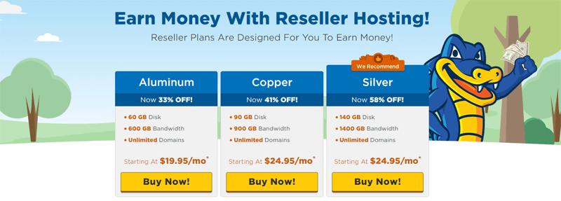 hostgator reseller hosting pros and cons