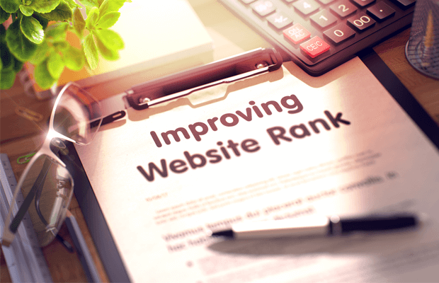improve website ranking search results
