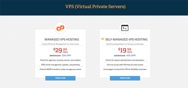 inmotion vps pros and cons