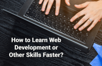 learn web development faster