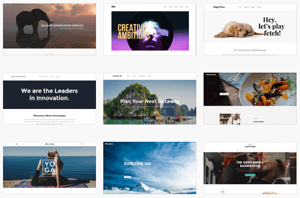 weebly free themes examples