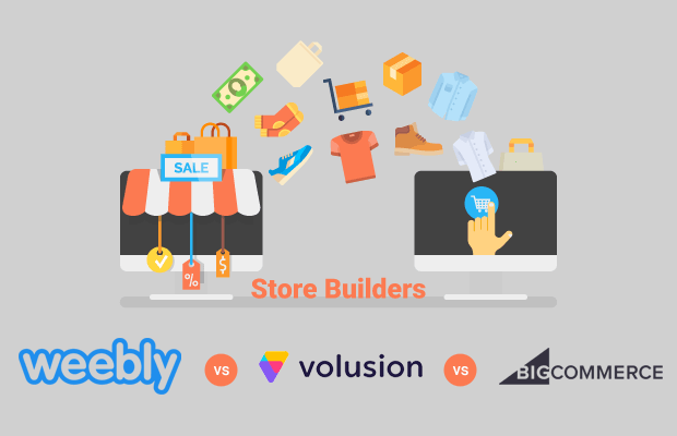 weebly volusion bigcommerce