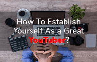 become great youtuber