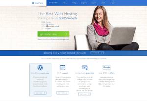bluehost create travel agency website