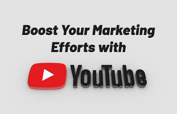 boost marketing effort youtube
