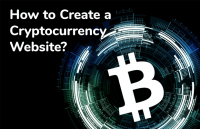 create cryptocurrency website