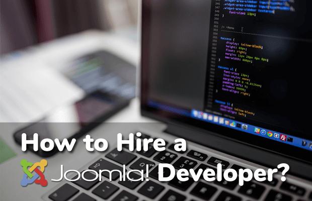 hire joomla programmer