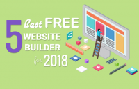 best free website builders 2018