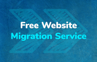 free website migration service