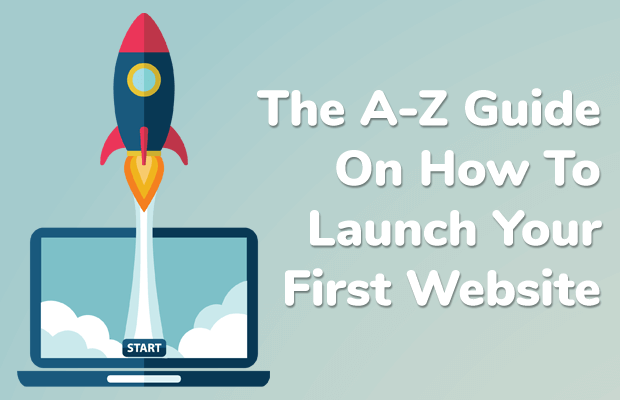launch your first website