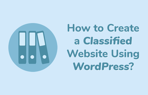create classified website wordpress