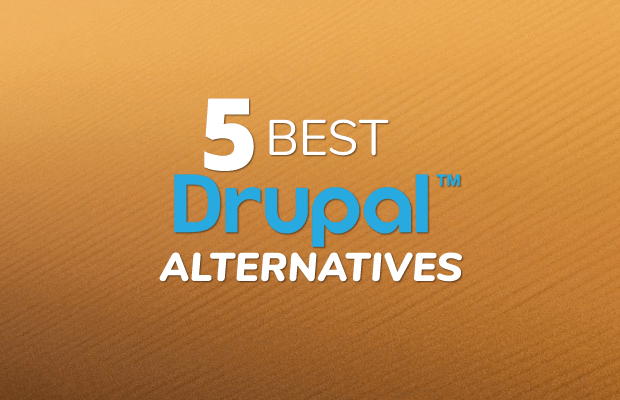 best drupal alternatives