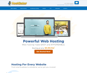 hostgator best ipage alternative
