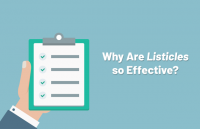 why are listicles effective