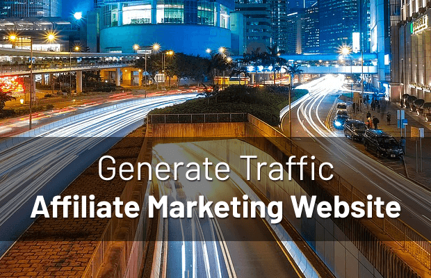 generate-traffic-affiliate-website