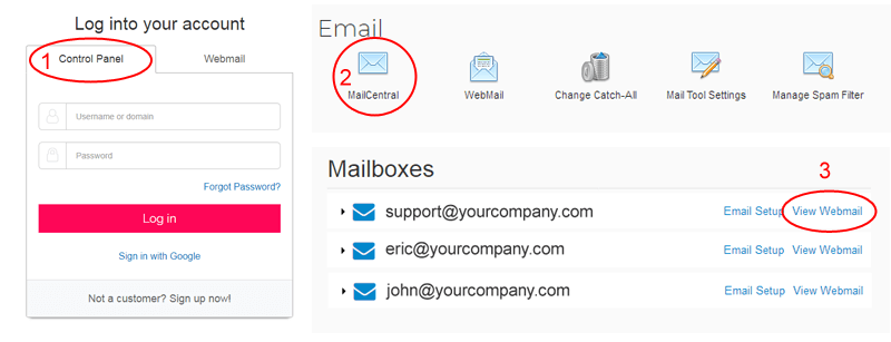 ipage-access-webmail