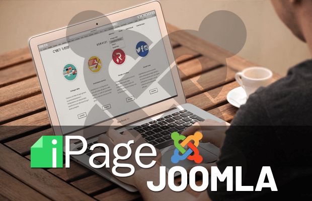 does-ipage-support-joomla