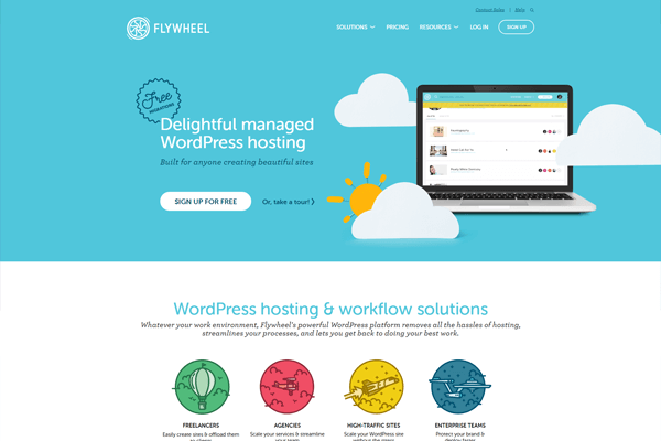 flywheel-powerful-managed-wordpress-hosting