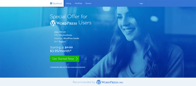 bluehost-best-hosting-portfolio-wordpress-websites